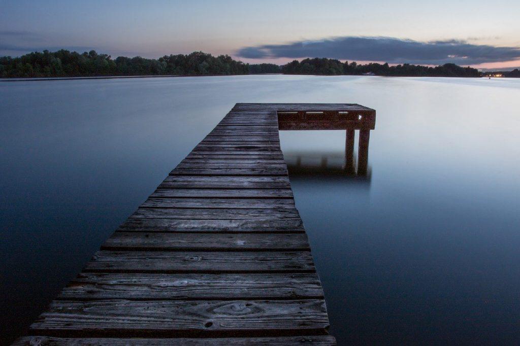 rauha, järvi, tyyni